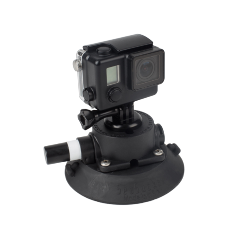 Go Pro Mount with Long Thumb Knob